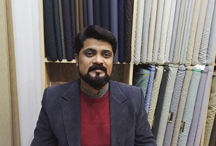 SHADI KHAN CLOTH HOUSE ATTOCK
