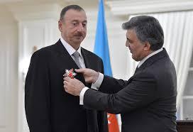 Abdullah Gül ve İlham Aliyev'den kardeşlik vurgusu