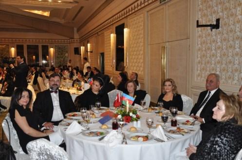 31 Aralık – Dünya Azerbaycanlılarının Dayanışma Günü İstanbul'da kutlandı