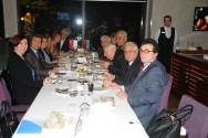 AZERBAYCAN 'DAN GELEN MİLLET VEKİLLLERİMİZ ve SAYIN BÜYÜKELÇİMİZ İLE GERÇEKLEŞTİRDİĞİMİZ KÜLTÜREL KONULU YEMEKLİ TOPLANTIDAN KARELER