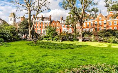 The unusual history of Lennox Gardens