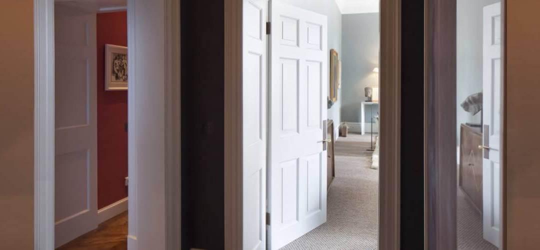 Georgian Doors Reinstated