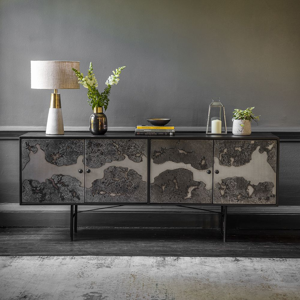 Sideboard Modern Mercury Sideboard | Atkin And Thyme