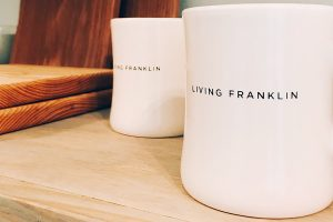 This sweet store in downtown Franklin, TN is a must-visit for anyone visiting this historic town. Featuring a stylish take on local goods, Living Franklin is a refreshing new take on classic Franklin!