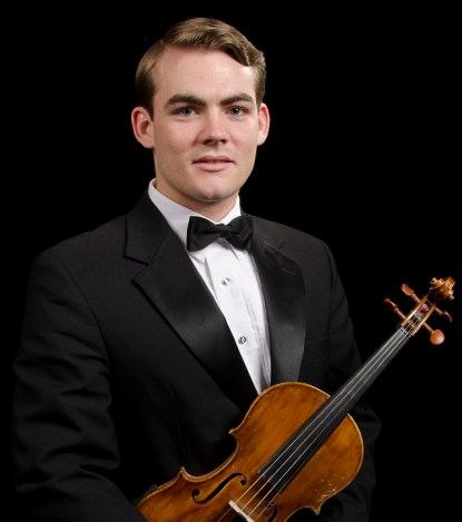 Matthew Atkinson - Violinist, Mobile, AL