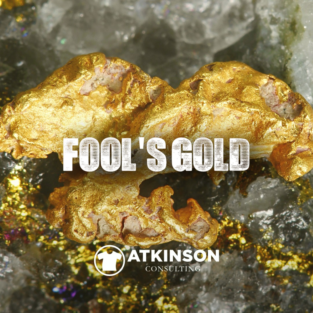 Fool's Gold - Marshall Atkinson