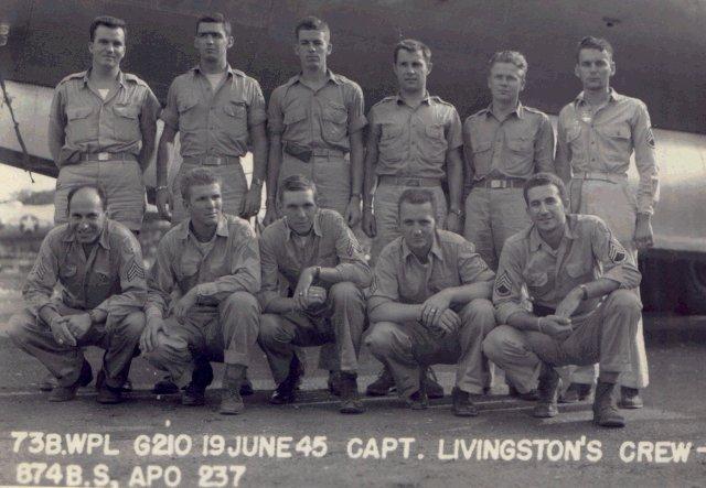 R.Livingston's Crew