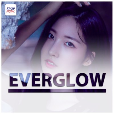 EVERGLOW SIHYEON Fade by AT KPOP NOW