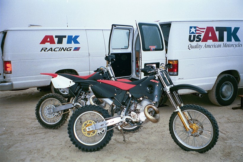 Atk Motorcycle Model History | Kayamotor co