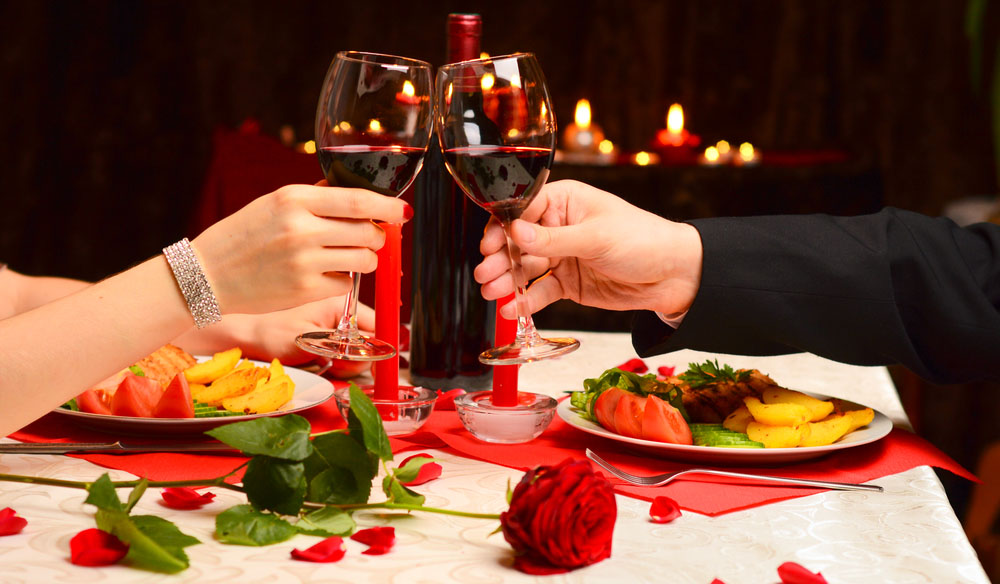 The Most Romantic Restaurants In Atlanta For Valentines