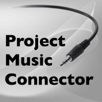 Project Music Connector