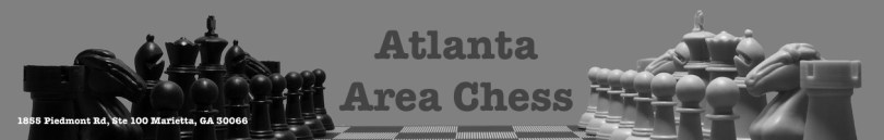 Atlanta Area Chess banner