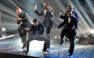 Justin Timberlake 10 minute set, N Sync reunion VMAs
