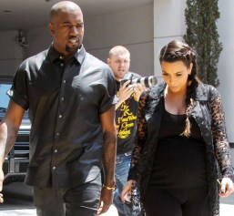 Kim Kardashian not ready for second baby