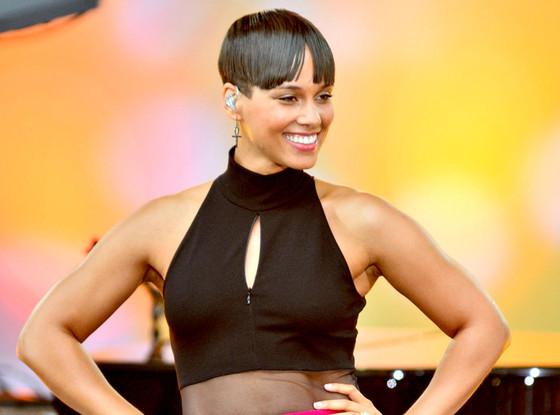 Hair New Alicia Keys Do