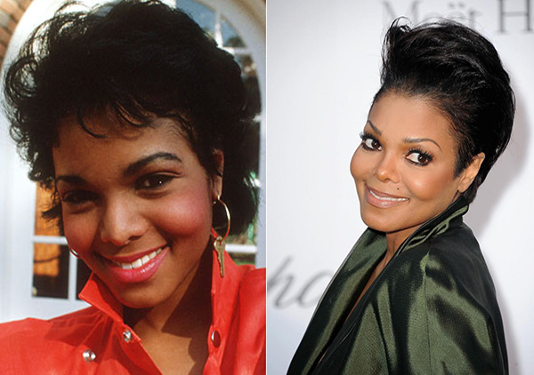 Image result for janet jackson plastic surgery