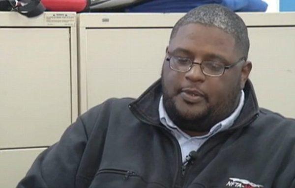 School Bus Driver Darnell Barton Saves Woman From Jumping off Bridge  Atlanta Blackstar