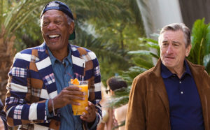 Morgan Freeman dishes on Last Vegas, GOP, gay rights and more