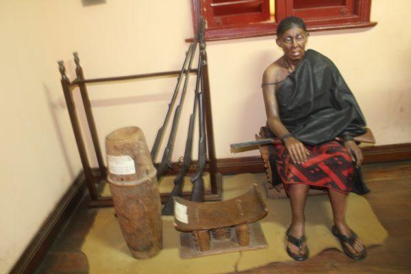 Queen Mother Yaa Asantewaa