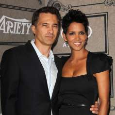 Halle Berry has son over the weekend
