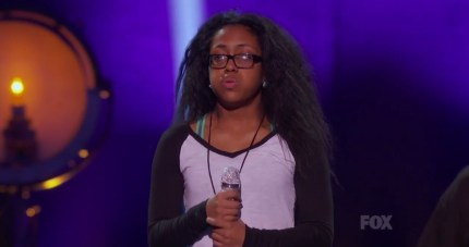Malaya Watson American Idol Season 13 Hollywood Round