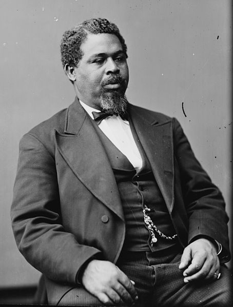 Robert Smalls Brady Handy