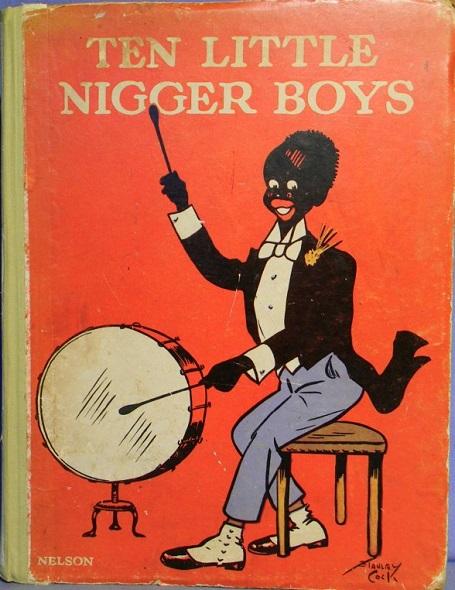 ten little niggers boys