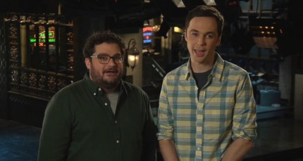 Saturday Night Live Season 39, Episode 14: Jim Parsons/Beck