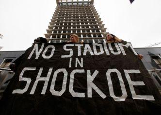 Virginia ballpark sparks controversy over slave history