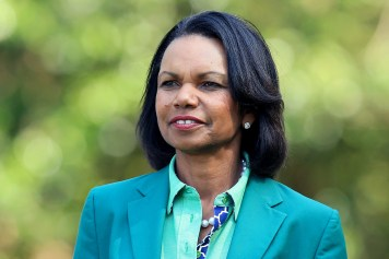 Condoleezza Rice backs out of Rutgers University commencement