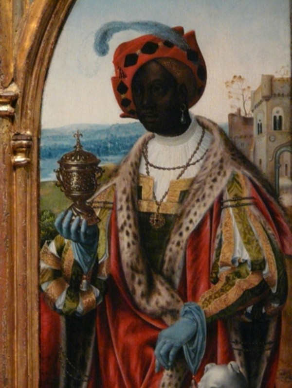 Moors Saints Knights And Kings African Presence In