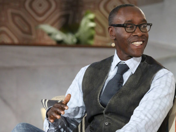 Don Cheadle raising money to Miles Davis biopic