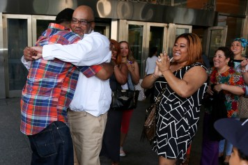 Roger Logan freed after wrongful murder conviction