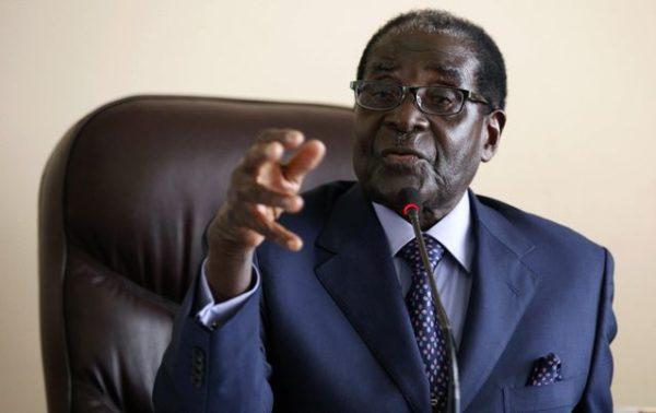 Zimbabwean President Robert Mugabe. Picture: REUTERS