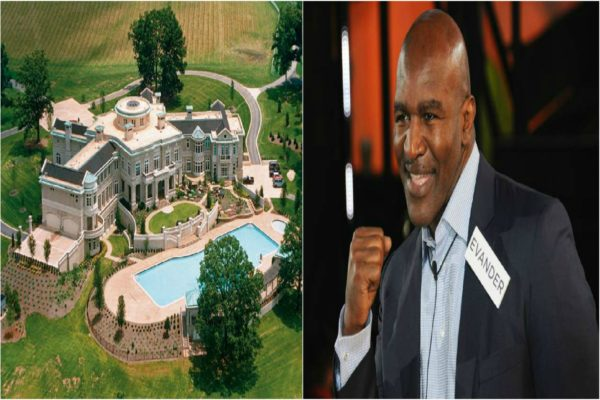 Holyfield foreclosure