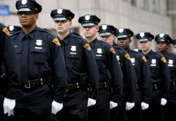 Black NYPD officers