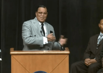 Nation of Islam leader calls out President Barack Obama