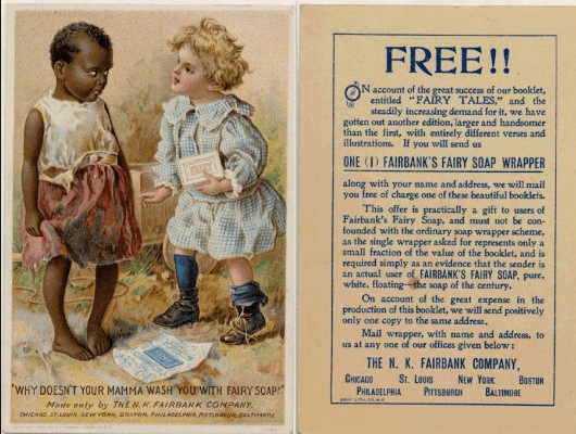 10 Of The Most Racist Ads Of All Time In American History