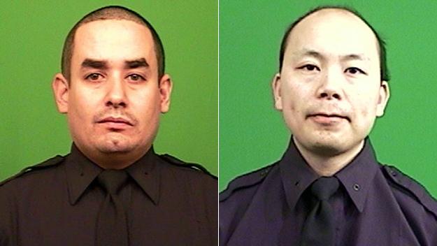 Mentally ill man kills NYPD officers