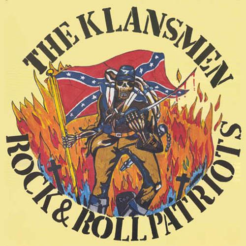 Klansmen band, England