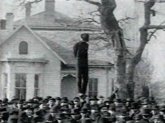 History of lynching