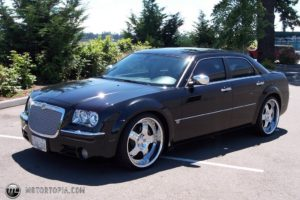 Ralph Gilles wow awards for this design of the 2005 Chrysler 300c.
