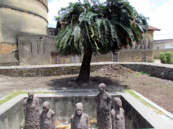 Slavery memorial _Stone_Town
