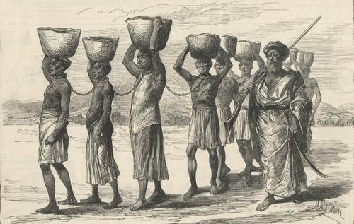 arab slavery of africans