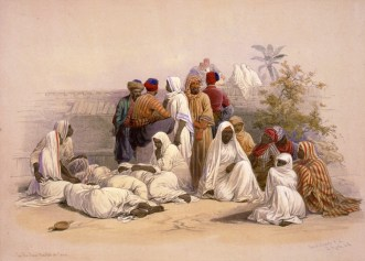 arabs enslaving african women as concubines