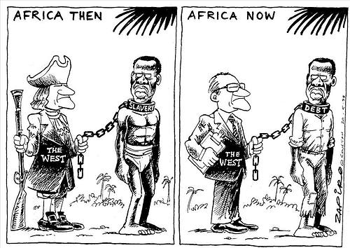 14 African Nations Being Forced By France to Pay Taxes for