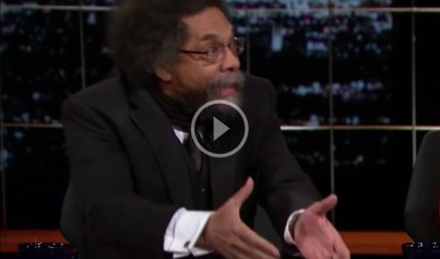 Cornell West on Bill Maher Show