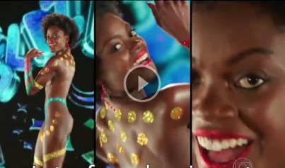 Nayara Justino The Brazilian carnival queen deemed too 0