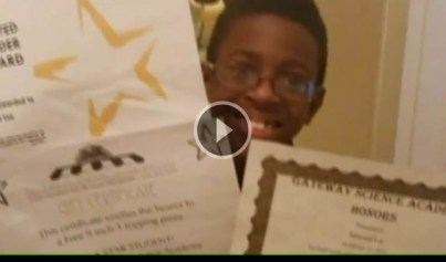 Third Grade Son Can't Attend School Because He's Black