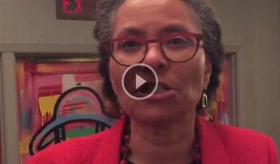 Dr. Camara P. Jones, president of the American Public Health Association
